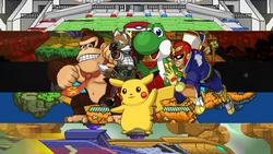 All-Star Battle v0.8