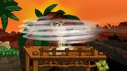 Spinning Kong Ground