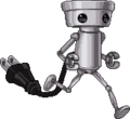 SSF2 Chibi-Robo