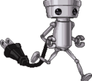 Chibi-Robo (Super Smash Flash 2)
