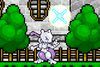 SSF Mewtwo up attack
