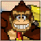 SSF2 Donkey Kong icon