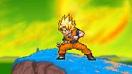 Goku new sprite
