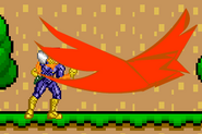SSF Captain Falcon standard attack