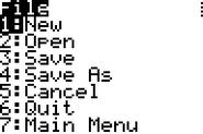 TI-Word File