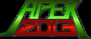 APEX 2013 logo