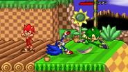 Taunt - Sonic