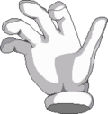 SSF2 Master Hand
