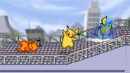 Taunt - Pikachu