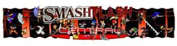 Smash Flash central logo