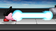 Kirby - Kamehameha from Goku