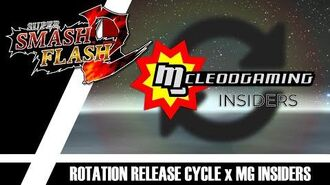 SSF2 Beta 1.2 Introducing the Rotation Release Cycle and MG Insiders