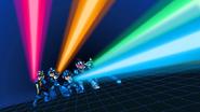 Mega Legends blast away