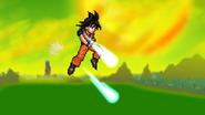 Aerial Ki Blast ND