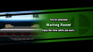 Notice - Waiting Room