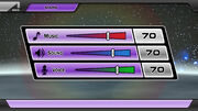 Sound menu - Beta