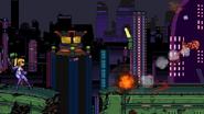 The Motion-Sensor bomb explodes