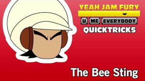 Yeah Jam Fury QUICKTRICKS 10 - The Bee Sting