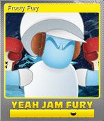 Card - Frosty Fury (Foil)