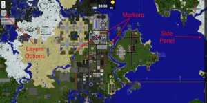 Dynmap Overview