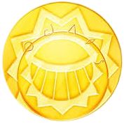 Emblem of the Sun God