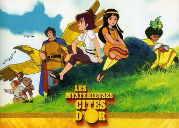 Les mysterieuses cites d or re orchestree vol1 ost