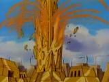 La fin de la Cité d'Or