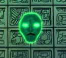 Le masque de jade