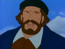 Capitaine de la San Miguel