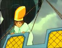 Esteban invoquant le soleil
