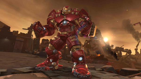 Hulkbuster Real Name Anthony Stark