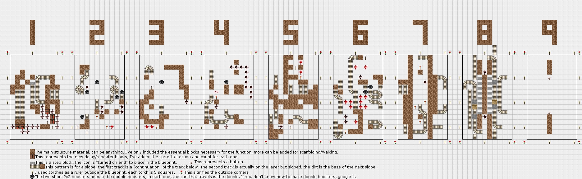 Enchanting mansion blueprints for minecraft gallery plan for Minecraft 3d blueprint maker