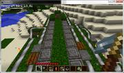Minecraft Station Platform