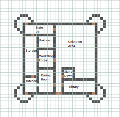 Castle Blueprint Minecraft Constuctions Wiki Fandom Powered By Wikia