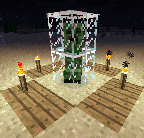 glass pane minecraft. Trophy Case Glass Pane Minecraft