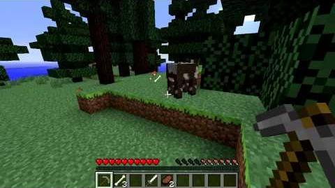 Minecraft Blocks and Items Bones