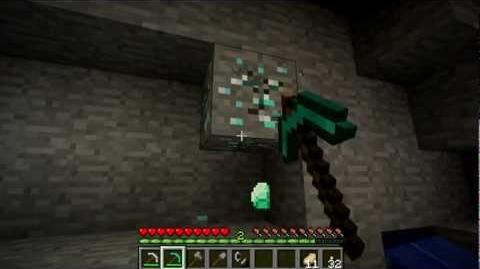 Minecraft Blocks and Items Diamond