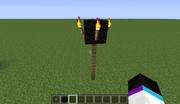 Create-village lamp post