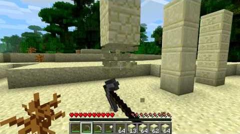 Minecraft Blocks and Items Sandstone