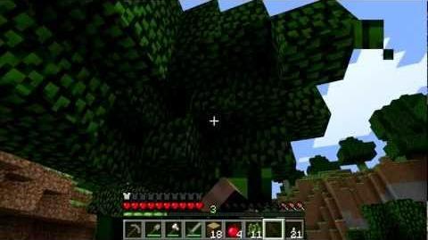 Minecraft Blocks and Items Apples