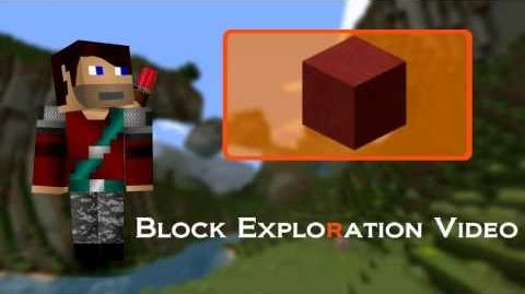 Minecraft Blocks and Items Stained Clay