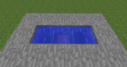 Infinite Water Source rectangle
