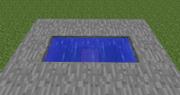 Infinite Water Source rectangle