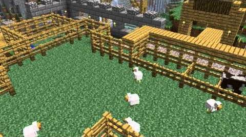 Minecraft Mobs Chicken