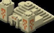 Desert Pyramid