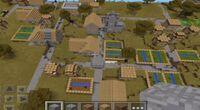 Minecraft-huge-village-seed
