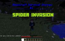 Spider Invasion Title