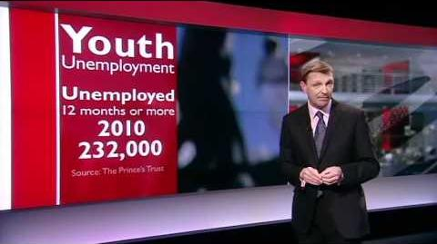 Record high youth unemployment in UK (01Dec10)