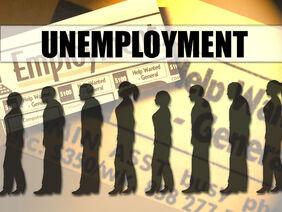 Unemployment-shadows