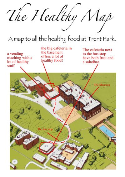 Healthy map